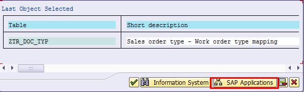 SAP SD Tables