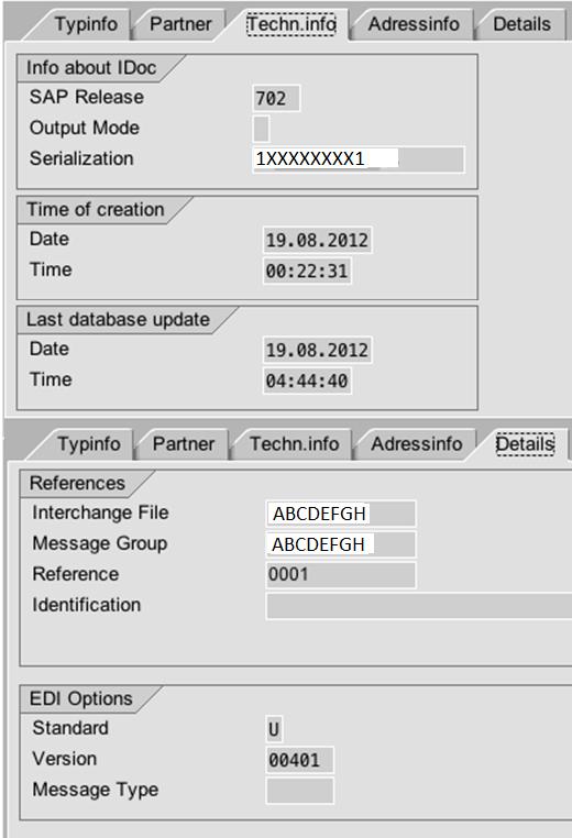 SAP IDOC Overview